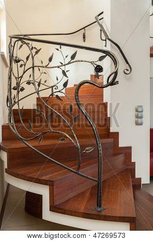 Classy House - Stair Steps