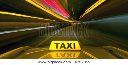 Taxi At Warp Speed
