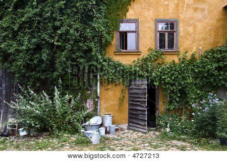Old Idyllic Village House