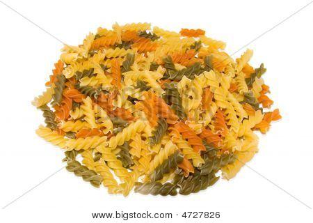 Pasta Tricolor