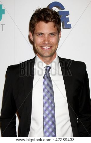 LOS ANGELES - JUN 25:  Drew Seeley arrives at the 4th Annual Thirst Gala at the Beverly Hilton Hotel on June 25, 2013 in Beverly Hills, CA