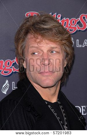 Jon Bon Jovi at the Rolling Stone American Music Awards VIP After-Party, Rolling Stone Restaurant & Lounge, Hollywood, CA. 11-21-10