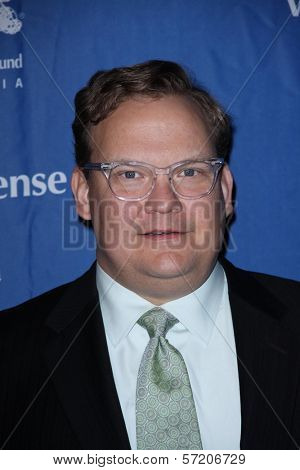 Andy Richter at the Children's Defense Fund California's 20th Annual Beat The Odds Awards, Beverly Hills Hotel, Beverly Hills, CA. 12-02-10