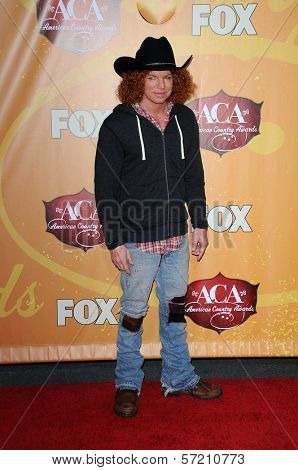 Carrott Top at the 2010 American Country Awards Arrivals, MGM Grand Hotel, Las Vegas, NV. 12-06-10