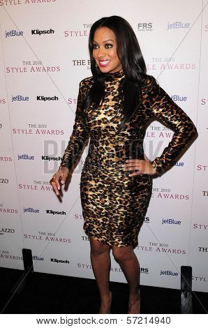 La La Vasquez at the 2010 Hollywood Style Awards, Hammer Museum, Westwood, CA. 12-12-10