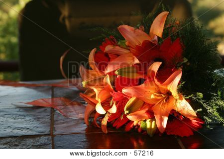 Tiger Lilly Bouquet