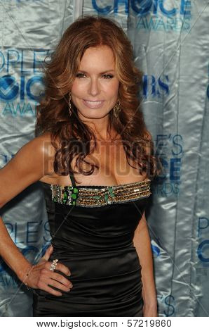 Tracey E. Bregman  at the 2011 People's Choice Awards - Arrivals, Nokia Theatre, Los Angeles, CA. 01-05-11