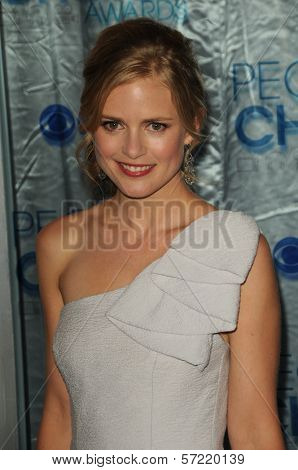 Pippa Black  at the 2011 People's Choice Awards - Arrivals, Nokia Theatre, Los Angeles, CA. 01-05-11