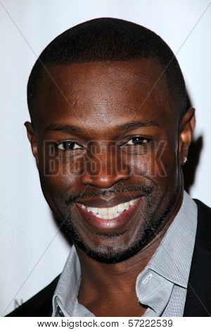 Sean Patrick Thomas at the