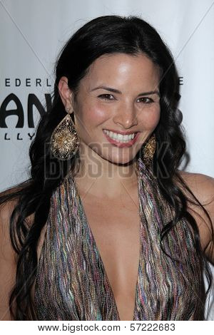 Katrina Law at the