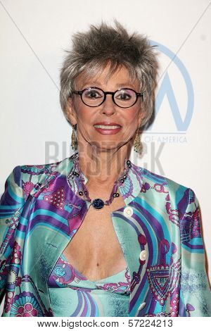 Rita Moreno at the 23rd Annual Producers Guild Awards, Beverly Hilton, Beverly Hills, CA 01-21-12