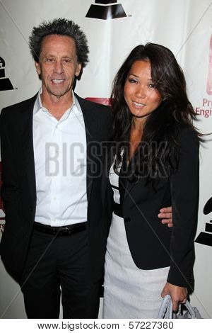 Brian Grazer at the Producers & Engineers Wing Of The Recording Academy's 5th Annual GRAMMY Event, Village Recording Studios, Los Angeles, CA 02-08-12