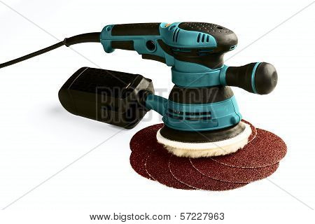 Grinding Car And Abrasive Disks