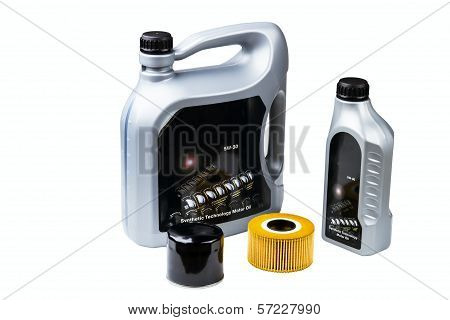 Automobile Oil And Filters