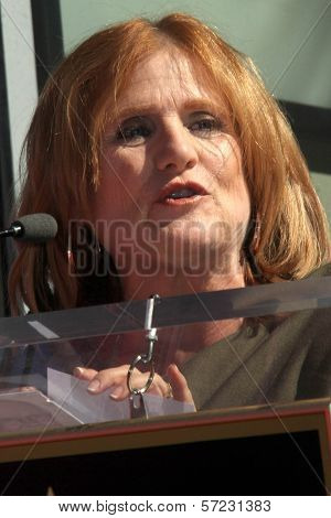Nancy Cartwright at the Matt Groening Star on the Hollywood Walk of Fame Ceremony, Hollywood, CA 02-14-12