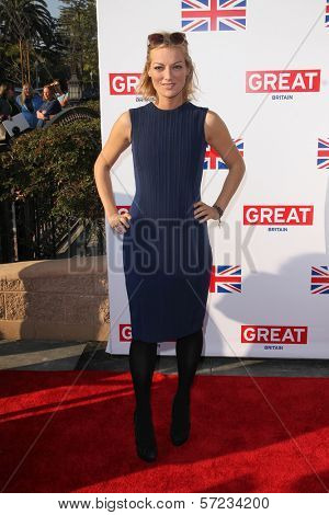 Lucy Walker at GREAT Global Initiative Honors British Nominees Of The 84th Annual Academy Awards, British Consul General Residence, Los Angeles, CA 02-24-12