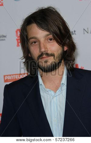 Diego Luna at the