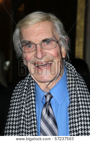 Martin Landau at the 49th Annual Publicists Awards Luncheon, Beverly Hilton, Beverly Hills, CA 02-24-12
