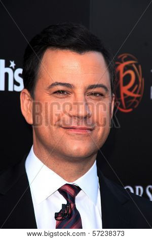 Jimmy Kimmel at Caesars Entertainment Kicks Off