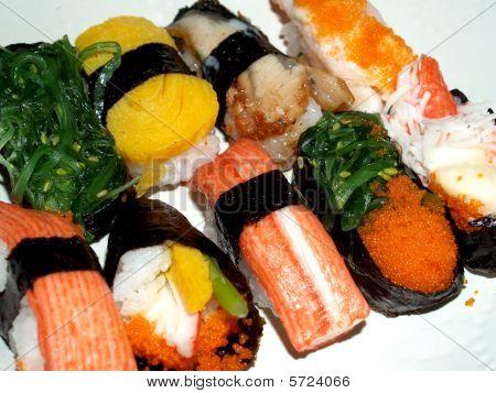 Japanisch / Japanisch Sushi