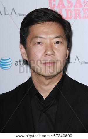 Ken Jeong at the