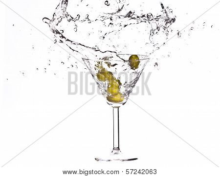 Martini Splash.