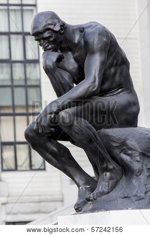 The Large Thinker