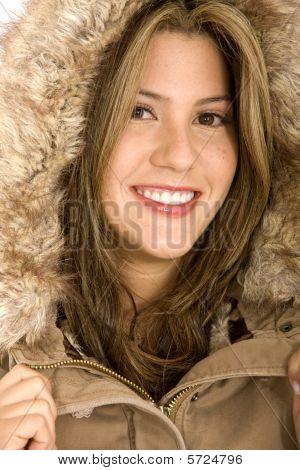 Furry Woman