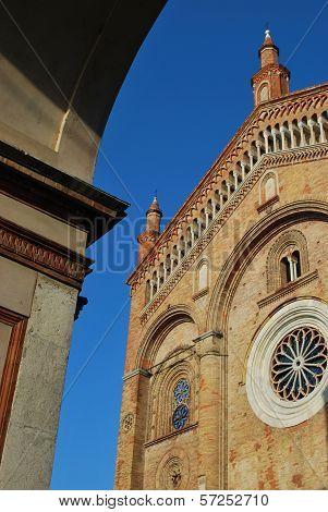 Crema Town, Italy