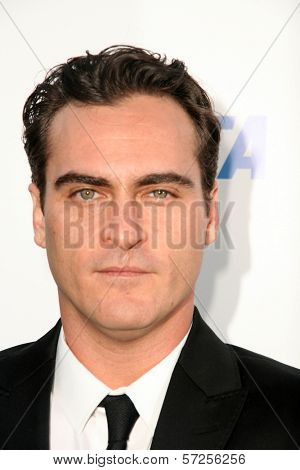 Joaquin Phoenix at PETA's 30th Anniversary Gala and Humanitarian Awards, Hollywood Palladium, Hollywood, CA. 09-25-10