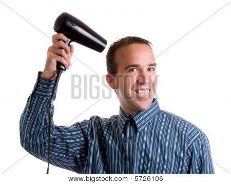 Blowdryer Man