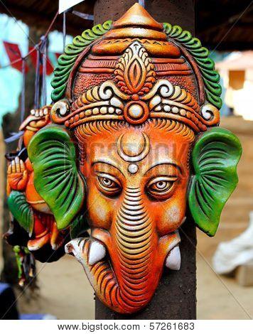 Lord Ganesha Hanging