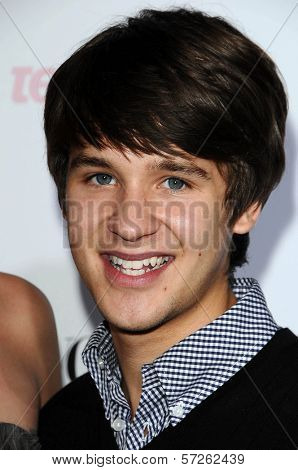 Devon Werkheiser at the 8th Annual Teen Vogue Young Hollywood Party, Paramount Studios, Hollywood, CA. 10-01-10