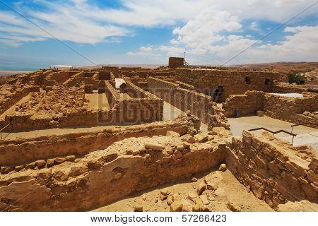 Fortress Masada, Israel