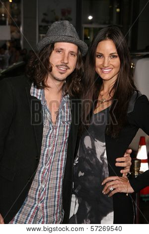Cisco Adler at the premiere of