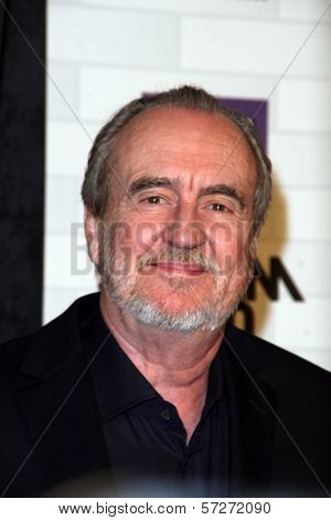 Wes Craven at Spike TV's