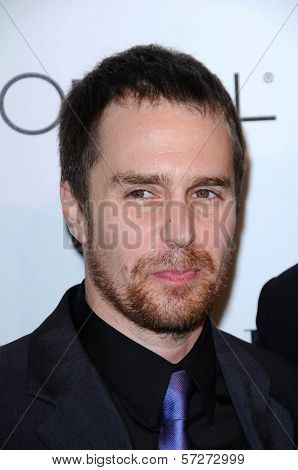 Sam Rockwell  at the  17th Annual Women in Hollywood Tribute, Four Seasons Hotel, Los Angeles, CA. 10-18-20