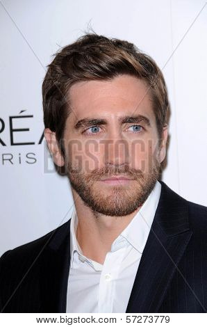 Jake Gyllenhaal at the  17th Annual Women in Hollywood Tribute, Four Seasons Hotel, Los Angeles, CA. 10-18-10