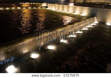 Fountain in Coslada