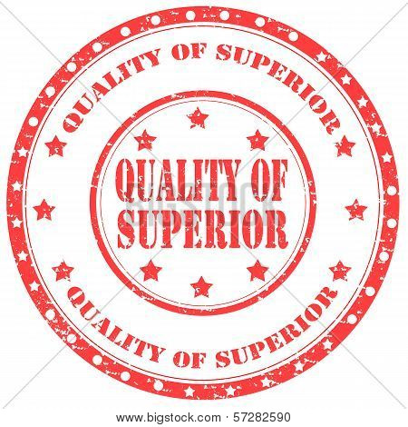 Quality Of Superior-stamp