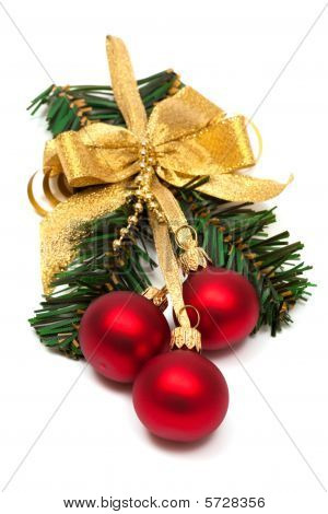 Christmas Ornament With Ball