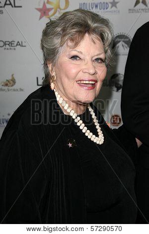Patti Page at thr Hollywood Walk of Fame's 50th Birthday Bash,  Kodak Theater Grand Ballroom, Hollywood, CA. 11-03-10