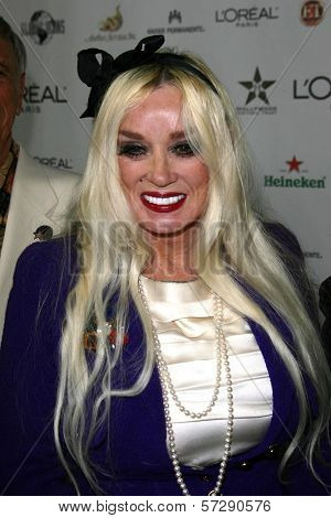 Mamie Van Doren at thr Hollywood Walk of Fame's 50th Birthday Bash,  Kodak Theater Grand Ballroom, Hollywood, CA. 11-03-10