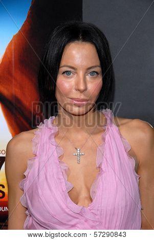 Lisa Maria Falcone at the