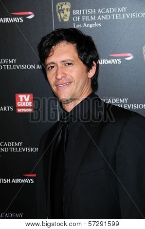 Clifton Collins Jr. at the 18th Annual BAFTA Los Angeles Britannia Awards, Century Plaza Hotel, Century City, CA. 11-04-10