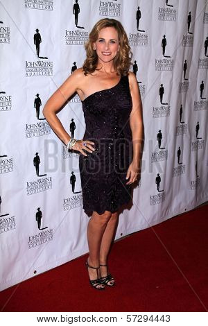 Marlee Matlin at the John Wayne Cancer Institute Auxiliary's 27th Annual Odyssey Ball, Beverly Hilton, Beverly Hills, CA 04-21-12