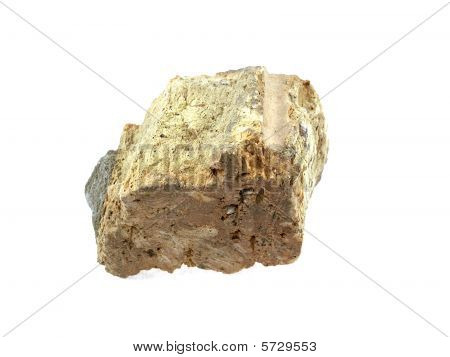 Stone Part Isolated