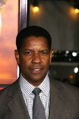 Denzel Washington  at the