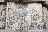 foto of belur  - Beautiful Indian architecture from the 11th century - JPG