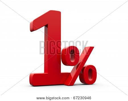Red One Percent
